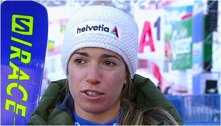 Riesenslalom Weltcupsiegerin Marta Bassino schied im 1. Durchgang in Sölden aus