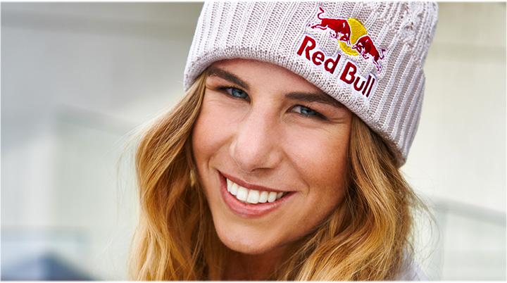 Ester Ledecká nutze Saison Opening in Sölden zum Testen (Foto: © Ondřej Pýcha / Red Bull Content Pool)