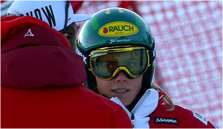 Katharina Liensberger freut sich als amtierende Weltmeisterin besonders auf ihr Heim(parallel)rennen in Lech/Zürs