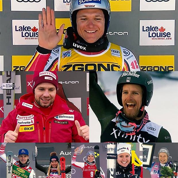 Die Ski Weltcup Überseerennen der Saison 2019/20 sind Skigeschichte