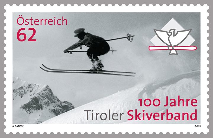 © www.post.at  - Die Briefmarke 10 (2013)