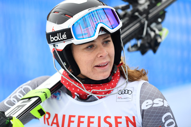 © HEAD / Anne-Sophie Barthet steht wieder auf den Skiern (Foto: AGENCE ZOOM)