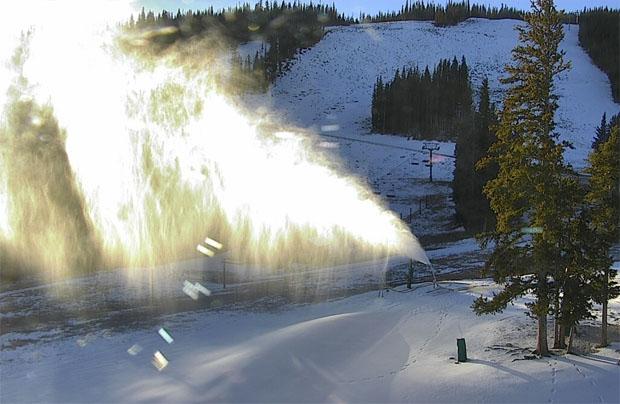 In Beaver Creek wartet nicht nur das OK auf  Schneefall (Foto: www.beavercreek.com)