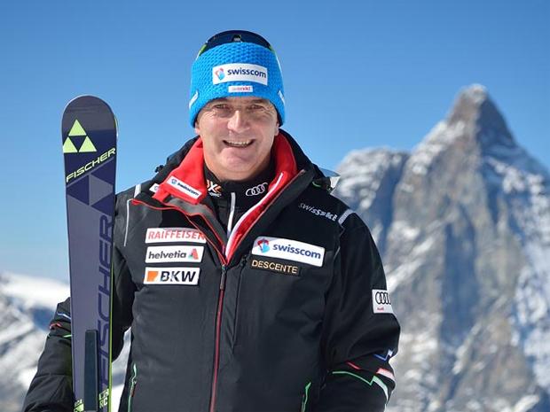 Swiss Ski Alpin Direktor Stéphane Cattin über das Weltcup Wochenende in Levi (Foto: Swiss-Ski)