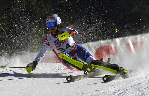 Charlotte Chable überzeugte bei der Ski-WM in Vail/Beaver Creek mit dem ausgezeichneten 15. Rang und katapultierte sich quasi aus dem Stand in die Weltspitze.