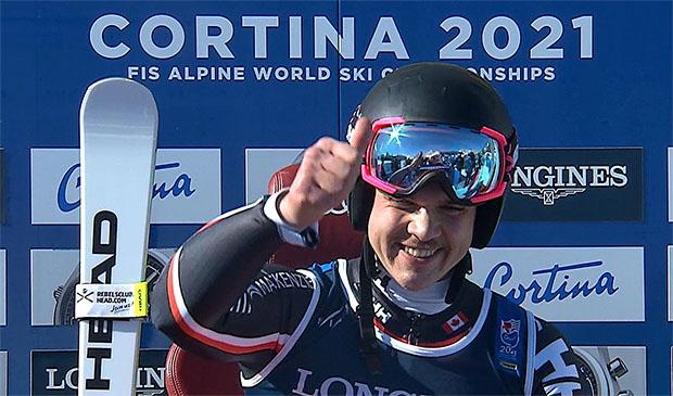 Ski-WM 2021: James Crawford übernimmt nach Kombi-Super-G die Führung, Marco Schwarz greift im Kombi-Slalom nach Gold