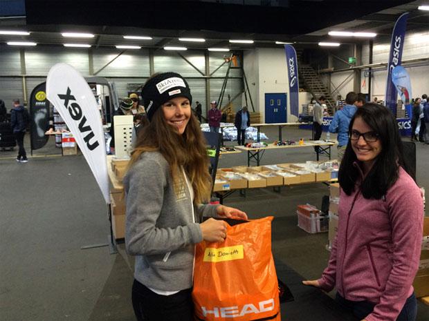 Aline Danioth will bei Junioren-WM in Davos überzeugen (Foto: Swiss-Ski.ch / crr)