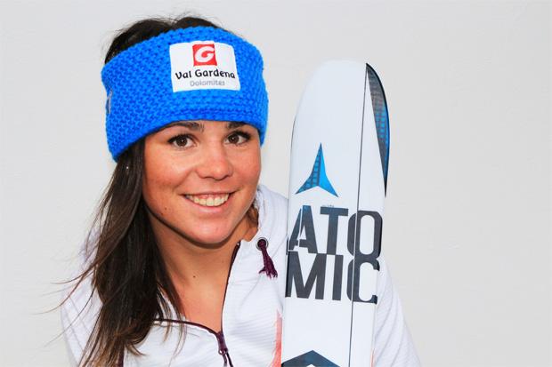 """Nicol Delago im skiweltcup.tv-Interview: """"Ich bin froh, dass ich meine Leidenschaft mit meiner Schwester Nadia teilen darf!"""" (Foto: privat / Nicol Delago)"""