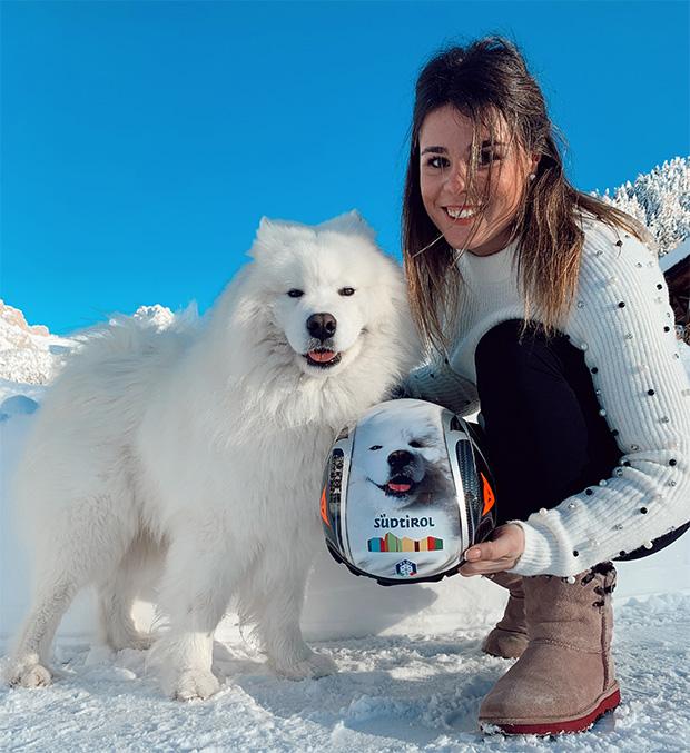 Ich bin fasziniert, was die Freundschaft eines Hundes in einem Menschenleben bewirken kann. (Foto: Nicole Delago / privat)