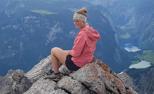 Patrizia Dorsch will mit Lockerheit und Selbstvertrauen in die kommende Saison starten (Foto: © Patrizia Dorsch / privat)