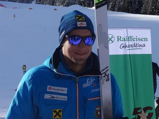 © saslong.org / Slaven Dujakovic startet in Val Gardena erfolgreich in die Saison