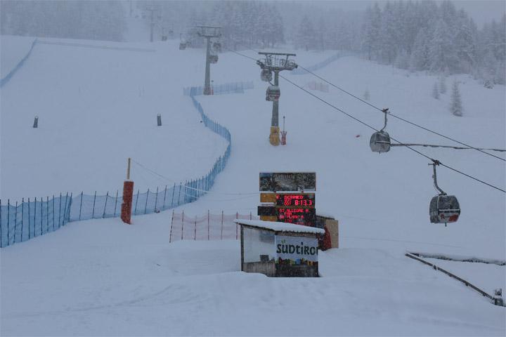 © Hannes Kröss / Europacup Reinswald im Schnee