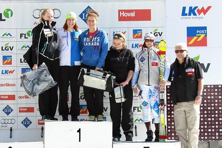 © Gerwig Löffelholz / FIS Slalom der Damen in Malbun
