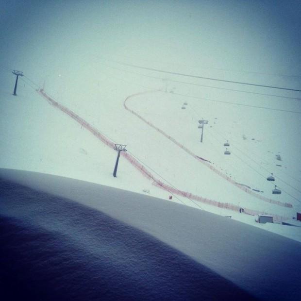 © swiss-ski.ch / Neuschnee auf der Fiescheralp
