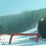 © Ch. Einecke (CEPIX) / 1. Abfahrtstraining der Damen in Garmisch -Partenkirchen abgesagt