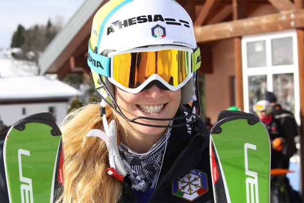 © Gerwig Löffelholz / Südtirolerin Carmen Geyr beendet ihre Ski-Laufbahn
