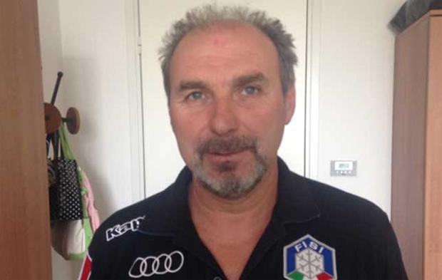 Für Italiens Trainer Alberto Ghidoni läuft alles nach Plan (Bild: FISI.org)