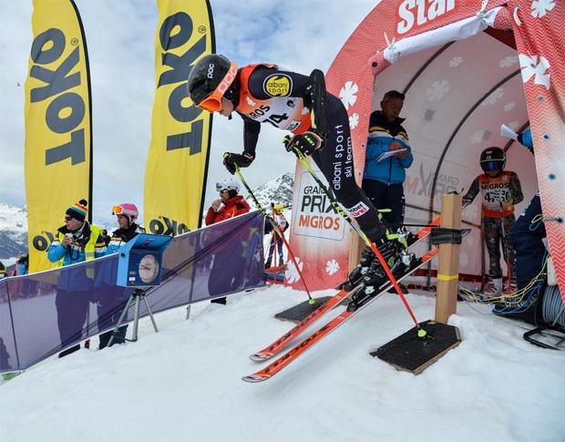 Stöckli neuer Co-Sponsor des Grand Prix Migros (© Facebook/gpmigros)