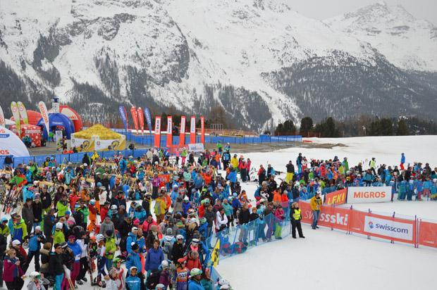 © FIS World Ski Championships St. Moritz 2017