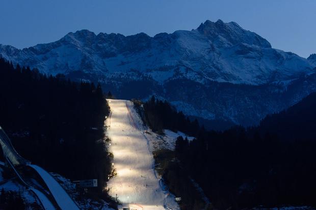 Internationale Deutsche Meisterschaften am 23./24. März 2019 in Garmisch-Partenkirchen. (© Paul Foto)