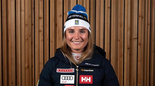 Die Saison ist für Emelie Henning bereits vorbei. (Foto: © Skidor.com)