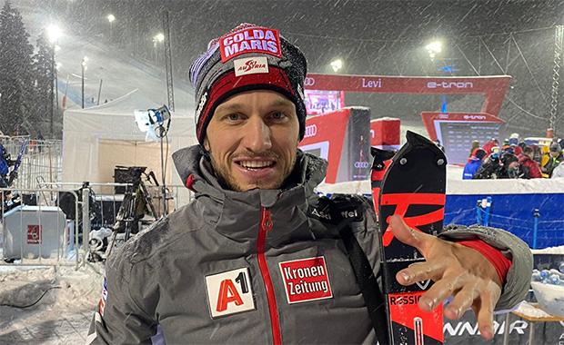 Christian Hirschbühl reihte sich als bester Österreicher auf dem siebenten Platz ein. (Foto: © ÖSV)