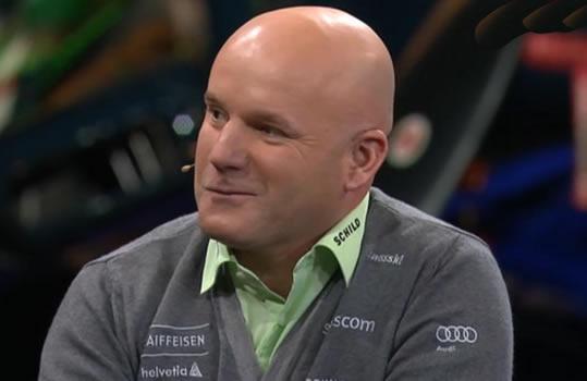 Schweizer Cheftrainer Osi Inglin