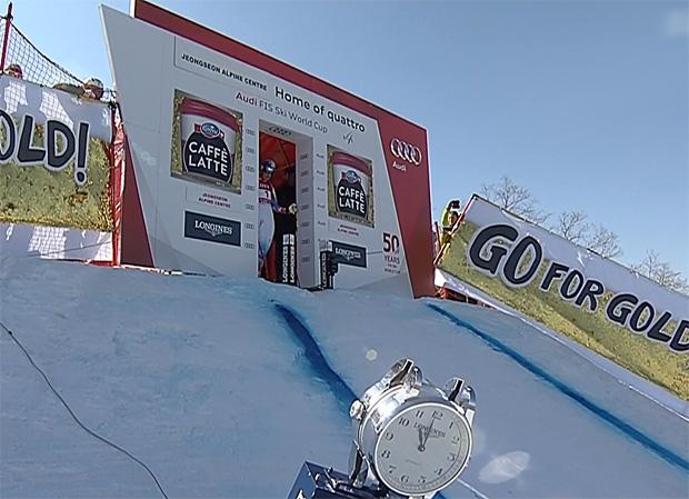 Für Skifans heißt es in der Nacht von Samstag auf Sonntag Wecker stellen. Um 3 Uhr (Ortszeit 11 Uhr) wird der Super-G der Damen in Jeongseon gestartet.
