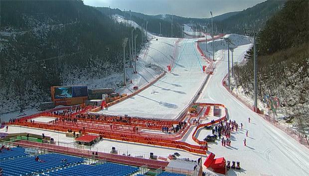 LIVE: 3. Abfahrtstraining zur Olympia-Abfahrt in Jeongseon – Vorbericht, Startliste und Liveticker