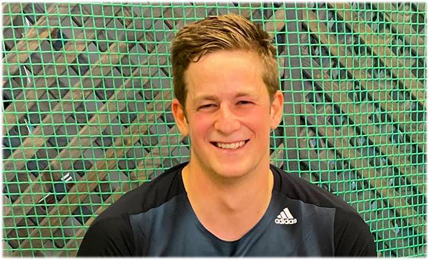 Simon Jocher möchte an die Leistungen des Vorjahrs anknüpfen (Foto: © Simon Jocher / Facebook)