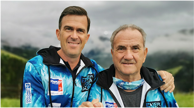 Danny Kastlunger neuer Weltcup-Chef am Kronplatz – Willi Kastlunger Ehrenpräsident (Foto: © skiworldcup-kronplatz.com)