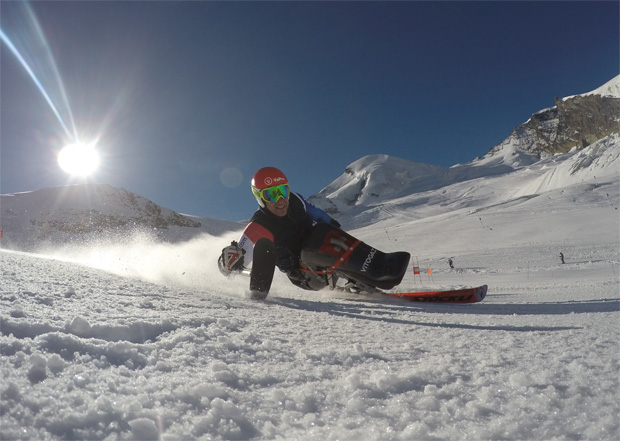 Christoph Kunz / Swiss Paralympic Ski Team