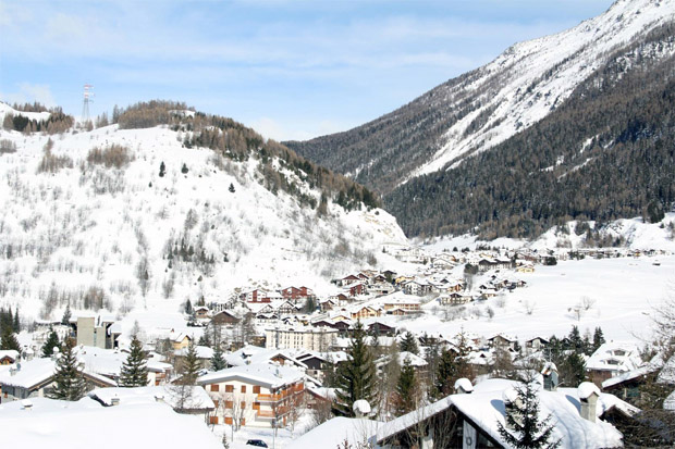 Crans-Montana Abfahrt wird in La Thuile nachgeholt (©  facebook / La Thuile Valle d'Aosta )