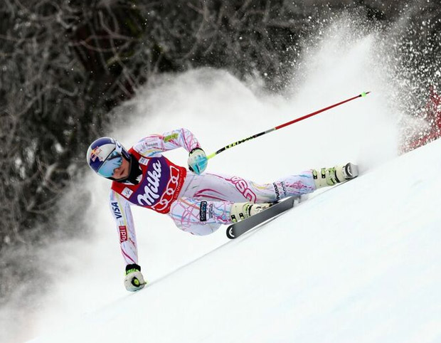 © LaThuile Audi FIS Ski World Cup / Lindsey Vonn (USA)