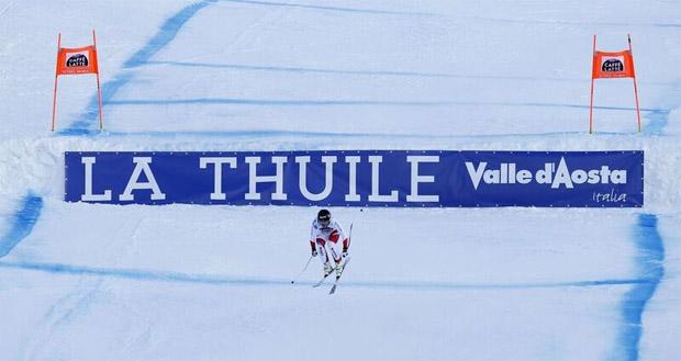 La Thuile könnte bei einer Rennabsage bei den Damen zum Handkuss kommen