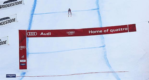 FIS bestätigt Austragung der Ski Weltcup Rennen in La Thuile (ITA) (Foto: © Archivio FISI/ Alessandro Trovati/Pentaphoto)