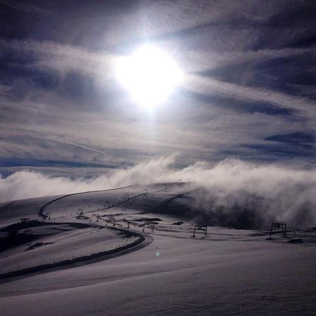 © facebook Francesca Marsaglia / Magic World  Les Deux Alpes