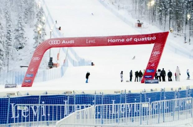 © facebook / World Cup Levi: Slalom Weltcupauftakt in Levi 2016/17 - Die TV Übertragungszeiten