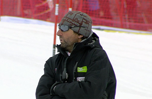 Ex-Maze-Coach Andrea Massi arbeitet gerne mit den slowenischen Herren zusammen
