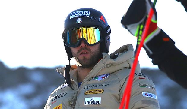 Auch Simon Maurberger steht wieder auf den Skiern (© Archivio FISI/Pentaphoto/Alessandro Trovati)