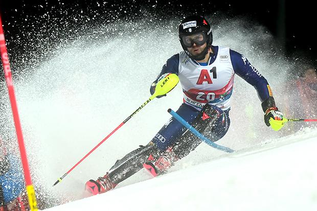 """Simon Maurberger: """"Nach meiner Verletzung ist es für mich wichtig, schmerzfrei trainieren und Ski fahren zu können."""" (Foto: © Archivo FISI / Pier Marco Tacca /Pentaphoto)"""