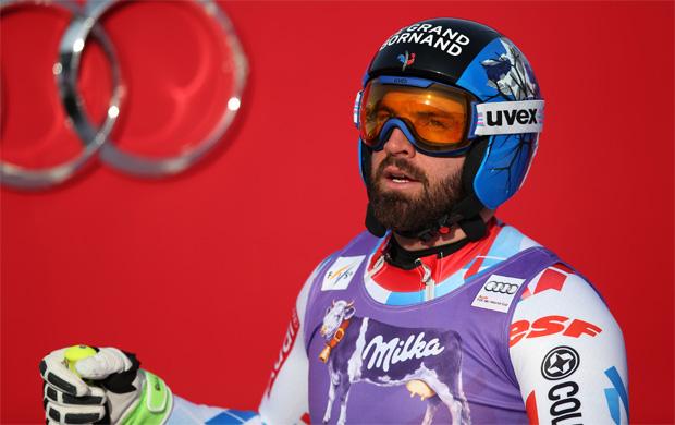 © Kraft Foods / Thomas Mermillod-Blondin steht wieder auf den Skiern