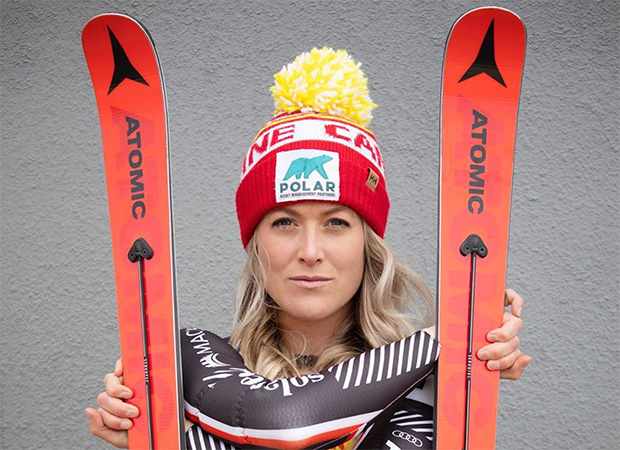 Ski WM 2021: Das Team Canada setzt auf die Erfahrung von Erin Mielzynski (Foto: © Erin Mielzynski / instagram)