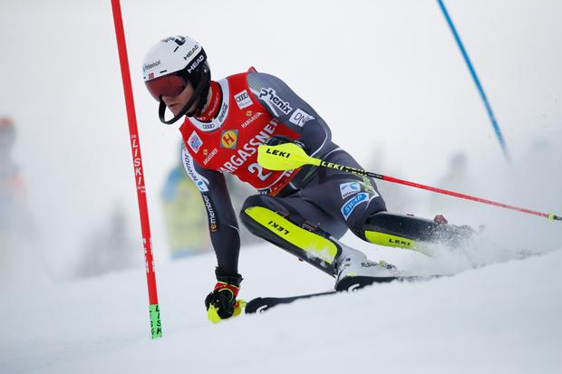 Jonathan Nordbotten siegt beim EC-Slalom in Kranjska Gora (Foto: HEAD/Hans BEZARD/AGENCE ZOOM)