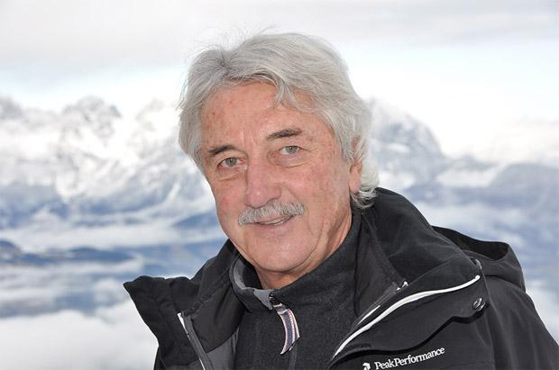 © hahnenkamm.com / Peter Obernauer feiert seinen 70. Geburtstag