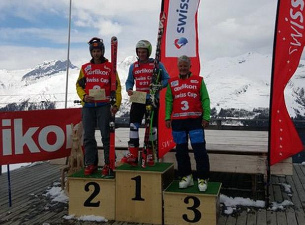 Doppelsieg für Semyel Bissig im Oerlikon Swiss Cup (Foto: Osi Inglin)