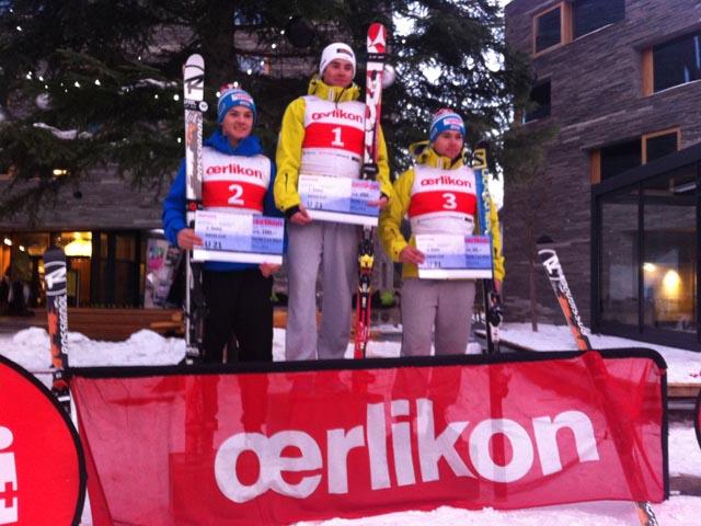 Fotos: Swiss-Ski / A. Bellwald - Oerlikon Swiss Cup U21 in Laax