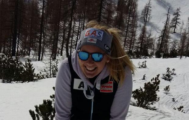 """""""Mein Ziel ist es, auf jeden Fall den Sprung in den Weltcup zu schaffen."""" (Foto Martina Rettenwender / privat)"""
