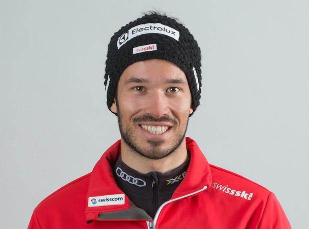 © swiss-ski.ch  / Gilles Roulin gewinnt mit zweiter EC-Abfahrt in Hinterstoder sechstes Rennen in diesem Winter