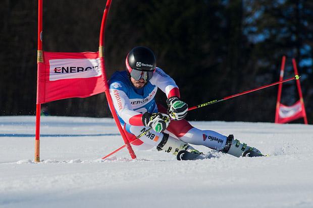 Gilles Roulin steht vor seiner ersten Skiweltcup-Saison (Foto: Gilles Roulin / privat)